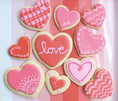 valentines day cookies pretty things potty mouths s day cookies heart