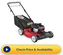 the best self propelled craftsman lawn mower for 2017