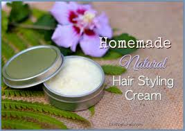 natural hair styling cream recipe long hairstyles for 40 year old
