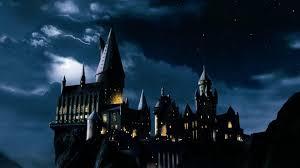 halloween laptop backgrounds hogwarts castle wallpapers wallpaper cave