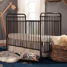 Converting A Crib To A Toddler Bed Franklin And Ben Abigail 3 In 1 Convertible Crib With Toddler Bed