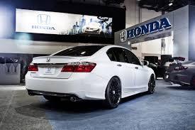 honda accord 2013 horsepower all 2013 honda accord sedan and coupe sema debut