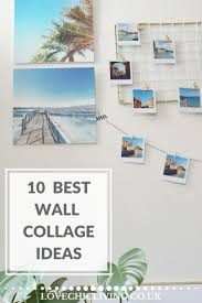 Cool Bedroom Wall Collages 908 Best Wall Art Images On Pinterest Live Home And Room