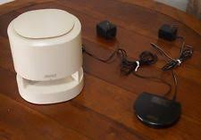 Wireless Outdoor Patio Speakers Advent Aw810 900 Mhz Wireless Indoor Outdoor Speaker System Ebay