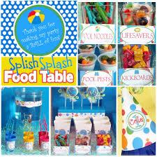 Pool Party Ideas Pool Party Pool Food Pool Beach Luau Party Pinterest Food