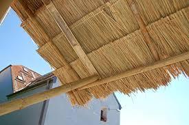 balkon paneele palmendächer strohdach palmdach paneele palmschindel palmenblätter