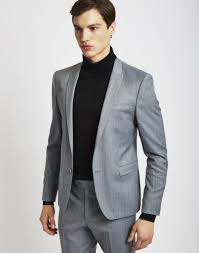 Mens Clothes For Clubbing How To Wear A Grey Blazer This Season The Idle Man