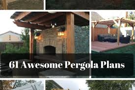 outdoor kitchen roof ideas pergola stunning free standing pergola plans pergola outdoor