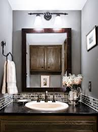 Master Bathroom Remodeling Ideas Colors Best 25 Small Half Baths Ideas Only On Pinterest Small Half