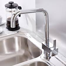 kitchen faucets brass revamp your kitchen with this single lever side action faucet