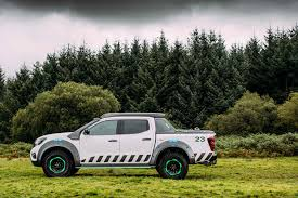 concept off road truck nissan navara enguard concept previews tomorrow u0027s rescue trucks