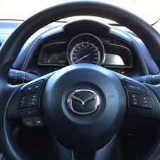 mazda steering wheel mazda cx3 of the steering wheel