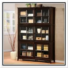 barrister bookcases with glass doors home design ideas