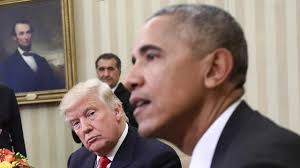 what donald trump learned from barack obama thehill