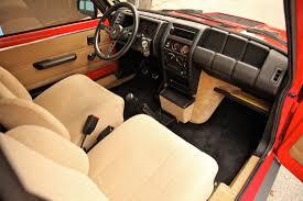 renault fuego interior renault 5 turbo 2 1985 cartype