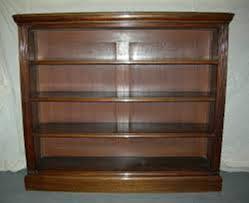 mahogany bookcase with doors porch u0026 living room