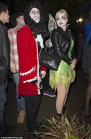 holly willoughby transforms into zombie fairy for jonathan ross