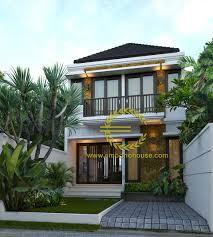 desain rumah lebar 6 meter jasa desain rumah 2 lantai 3 kamar lebar 6 m luas tanah 100