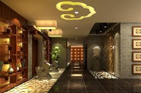 stylish home design ideas modern cosmetics shop interior design