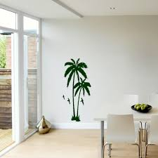 huge palm tree hall bedroom wall art mural giant graphic sticker huge palm tree hall bedroom wall art mural giant graphic sticker matt vinyl wallpaper wall decals in wall stickers from home garden on aliexpress com