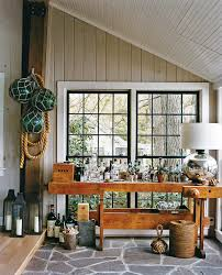 modern window trim porch rustic with lanterns traditional outdoor