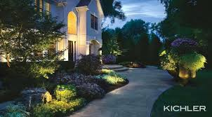 Kichler Landscape Lights Kichler Landscape Lighting Kits Outdoor Lighting Transformer Led
