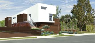 modern home architects roberts ave residence modern home culver city architects