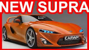toyota new supra photoshop new 2018 toyota supra ft 1 concept supra youtube