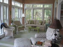 Shabby Chic Sunroom Home Improvement Tips