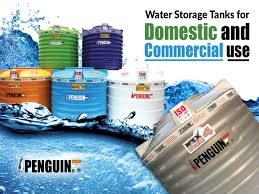 Cheap Water Storage Containers Penguin Tank Plastic Water Tank Manufacturer In India