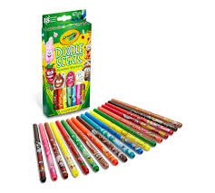 scented writing paper doodle scents markers 18 ct crayola doodle scents markers 18 ct