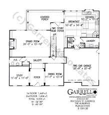 bic floor plan auburn b house plan country farmhouse southern