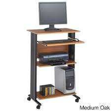 safco muv stand up computer workstation desk free shipping today