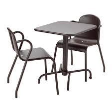 sedia da giardino ikea tunholmen tavolo 2 sedie da giardino marrone scuro ikea