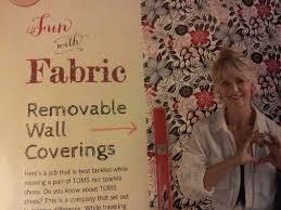 simply your decor temporary wall treatment