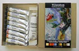 oil paint signature 9 colors set