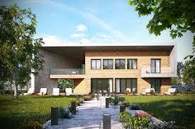 single family house concept on behance