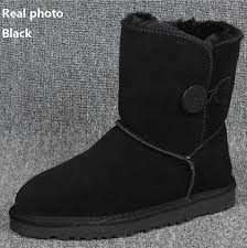 plus size womens boots australia 2017 australia style ugs winter boots suede leather
