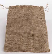 burlap drawstring bags burlap drawstring bag bags basic craft supplies