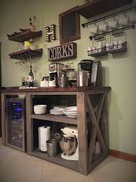 kitchen coffee bar ideas coffee bar ideas nook on the best rustic wedding bar ideas bbq