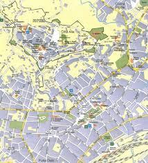 Ferrara Italy Map by Bergamo Map