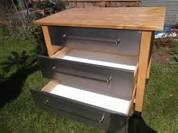 kitchen furniture sale ikea varde kitchen unit with 3 stainless steel drawers for sale in