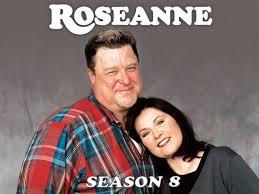 roseanne halloween episodes amazon com roseanne season 8 roseanne barr john goodman laurie