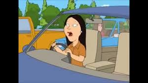Asian Lady Meme - real life version of funny family guy asian woman driver clip youtube