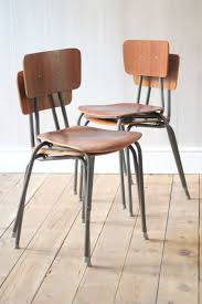 Mid Century Chairs Uk 11 Best Teak Chairs Stacking Images On Pinterest Stacking Chairs