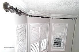 curved curtain track curved bay window curtain track awesome dry installation flexible curtain track for bay