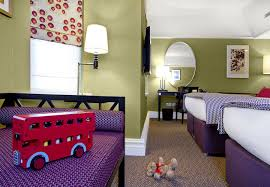 St Ermins Hotel Wants To Attract Spy Kids - Family hotel rooms london