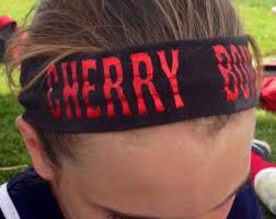 headbands sports custom headbands non slip elastic great for teams