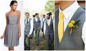 wedding party attire two shades of grey wedding party attire engaged inspired
