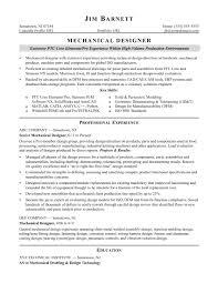 resume format pdf for freshers engineers mechanical designeer resume sle automobile sles format mid